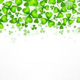 St Patricks day background Royalty Free Stock Photos