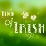 Saint Patricks Day Background Royalty Free Stock Photos