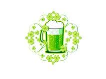 Saint Patrick's Day background Royalty Free Stock Image