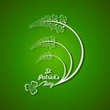 Saint Patricks day design Royalty Free Stock Photography