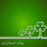 Saint Patricks day design Stock Photo