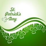 Saint Patricks day design Stock Photography