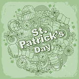 Saint Patricks Day Stock Photo
