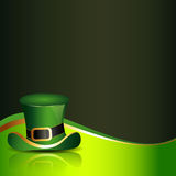 Saint patricks day illustration Stock Photos