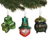 Saint Patricks Day Ornaments Stock Photos