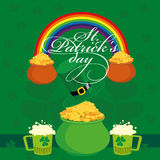 Saint Patricks Day Stock Image