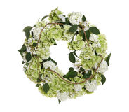 Saint Patricks Day Wreath Royalty Free Stock Images