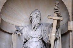 Saint-Paul ο απόστολος στοκ εικόνα με δικαίωμα ελεύθερης χρήσης