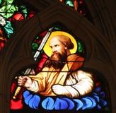 Saint Paul Apostle fotos de stock royalty free
