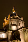 Saint Paul Cathedral At Night Stock Images