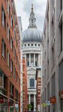 Saint Paul Cathedral London Royalty Free Stock Image