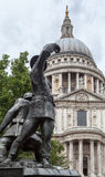 Saint Paul Cathedral London Royalty Free Stock Photography