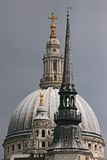 Saint Paul church Royalty Free Stock Photography