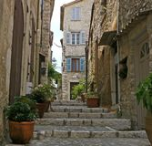 Saint-Paul-De-Vence Photographie stock libre de droits