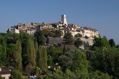 Saint Paul de Vence Stock Images