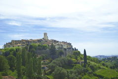 Saint Paul de Vence Royalty Free Stock Photo
