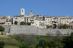 Saint Paul de Vence Royalty Free Stock Photos