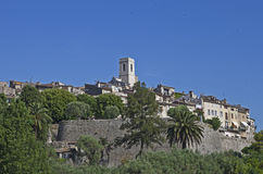 Saint Paul de Vence Royalty Free Stock Images