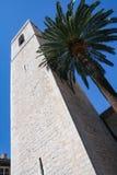 Saint-Paul-de-Vence, d'Azur de Côte Fotografia de Stock