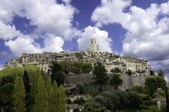 Saint Paul De Vence, França Imagens de Stock Royalty Free