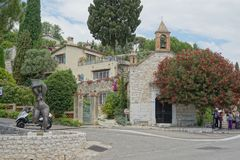 Saint Paul de Vence, France Royalty Free Stock Photos