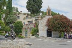Saint Paul de Vence, Francia Fotografie Stock Libere da Diritti