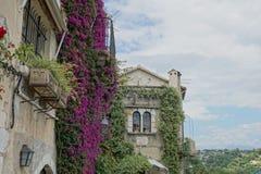 Saint Paul DE Vence, Frankrijk Stock Foto's