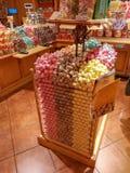 Saint Paul de Vence - loja dos confeitos Fotos de Stock Royalty Free