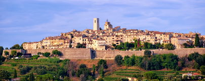 Saint Paul de Vence, Provence, France Stock Photography