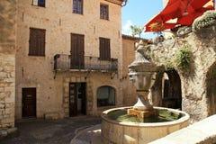 Saint Paul de Vence, uma das cidades as mais velhas em Provence, França Foto de Stock