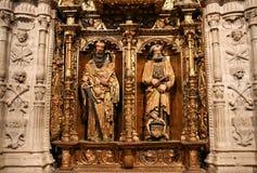 Saint Paul e Saint Peter Fotografia de Stock Royalty Free