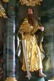 Saint Paul l'apostolo Immagini Stock
