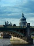 Saint Paul, London stockbild