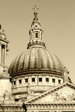 Saint Paul's Royalty Free Stock Photos