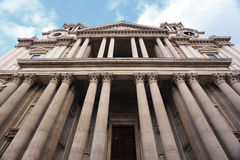 Saint Paul's Cathedral Royalty Free Stock Images