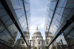 Saint paul's cathedral Stock Images