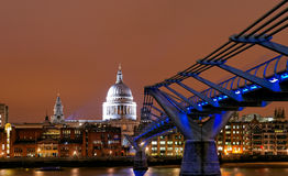 Saint Paul's Cathedral Royalty Free Stock Photography
