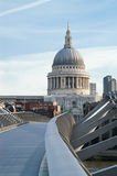 Saint Paul's Cathedral Royalty Free Stock Photo