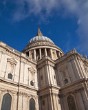 Saint Paul's cathedral dome, London Stock Photo