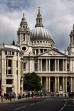 Saint Paul's Cathedral, London Royalty Free Stock Image