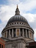 Saint Pauls Cathedral, London Royalty Free Stock Photos