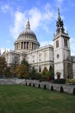 Saint Paul's cathedral Stock Photography
