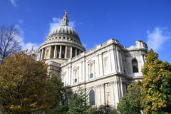 Saint Paul's cathedral Stock Image
