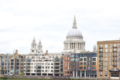 Saint Paul's Cathedral Royalty Free Stock Photos