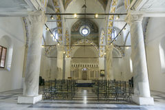 Saint Paul's Church Interior, Tarsus, Mersin, Turkey Royalty Free Stock Photography
