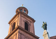 Saint Paul's Church or Paulskirche in Frankfurt, Germany Stock Image
