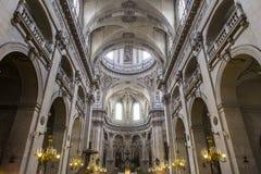 Saint-Paul Saint-Louis church, Paris, France Stock Image