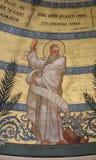 Saint Paul, St Francis Xavier`s Church in Paris royalty free stock images
