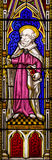 Saint Paul Stained Glass Window Royalty Free Stock Image