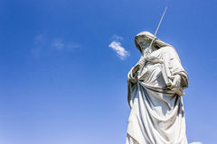 Saint Paul-Statue stockbild